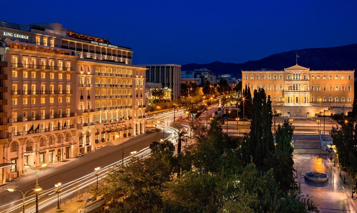 All Inclusive Sun Holidays to NJV Athens Plaza
