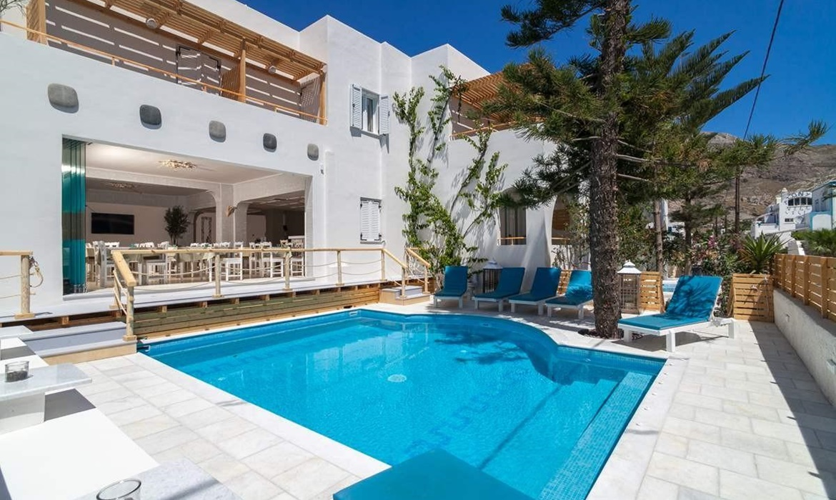 All Inclusive Sun Holidays to Amaryllis Hotel