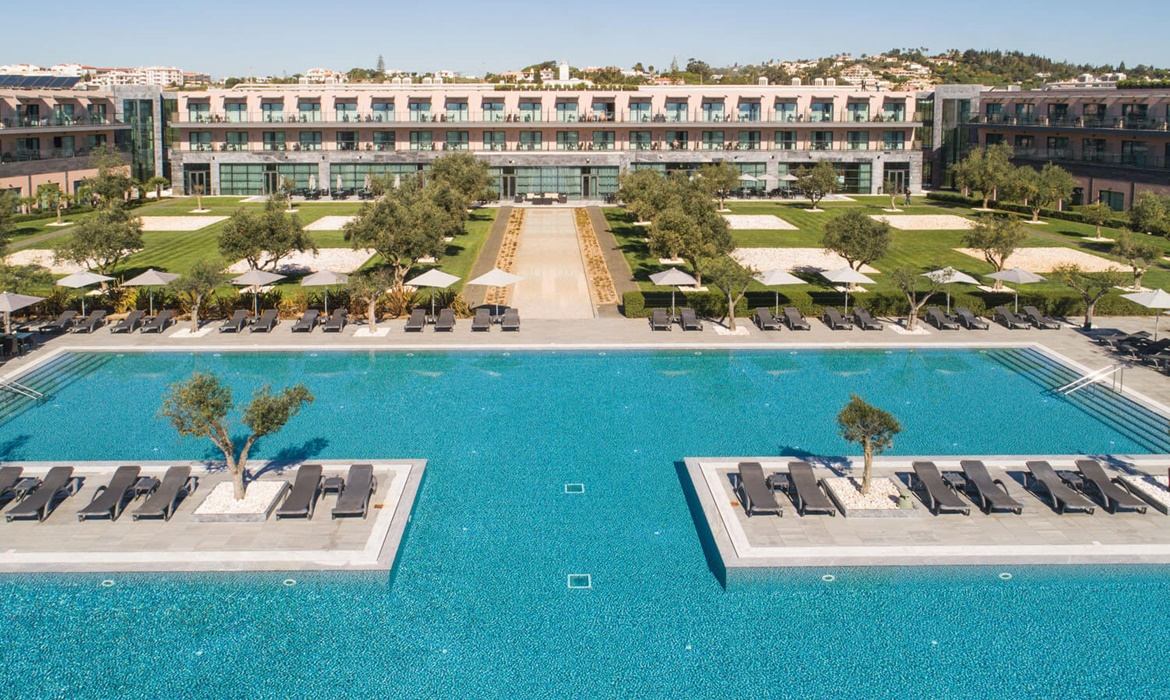 All Inclusive Sun Holidays to Vila Gale Lagos Hotel