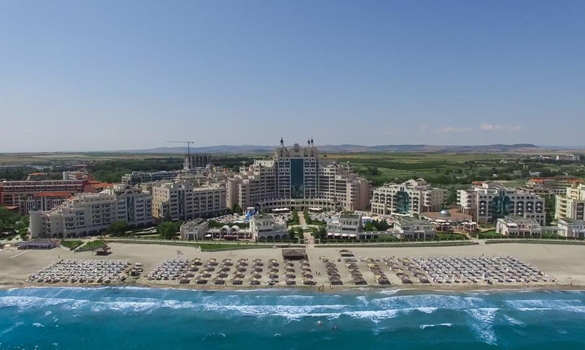 All Inclusive Sun Holidays to Sunset Resort