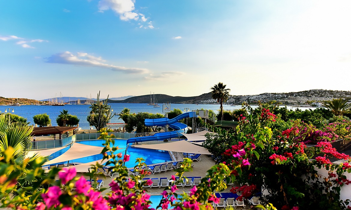 All Inclusive Sun Holidays to Parkim Ayaz Hotel