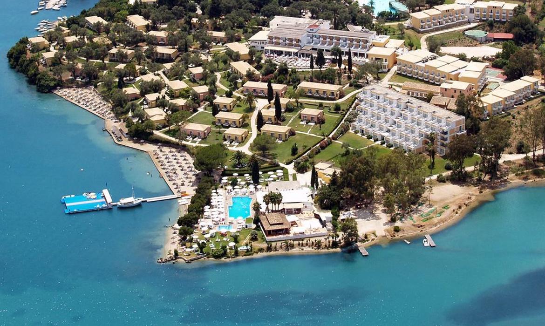 All Inclusive Sun Holidays to Corcyra Beach Hotel