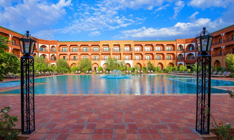 All Inclusive Sun Holidays to Riad Ennakhil Hotel & Spa