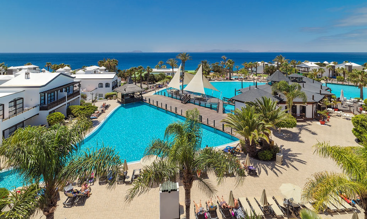 All Inclusive Sun Holidays to H10 Rubicon Palace