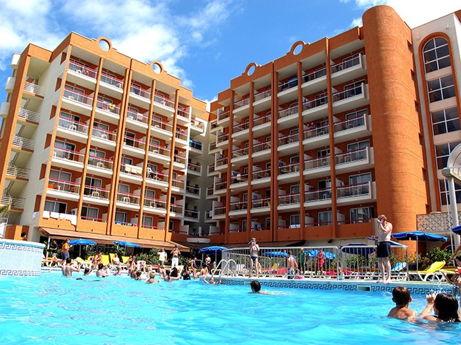 Book the Belvedere Hotel, Salou - Sunway.ie