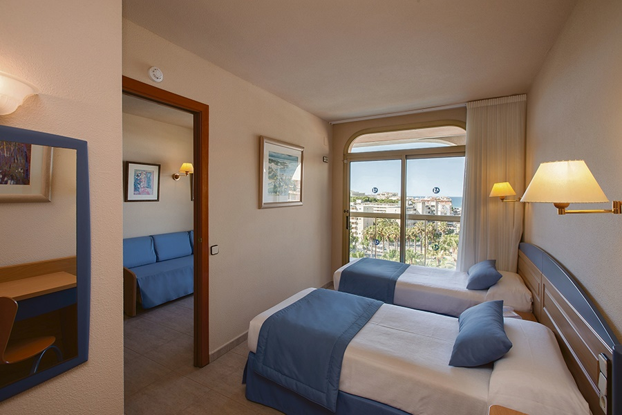 Stay at the Dorada Palace Hotel-  Aparthotel, Salou (Tarragona) with Sunway