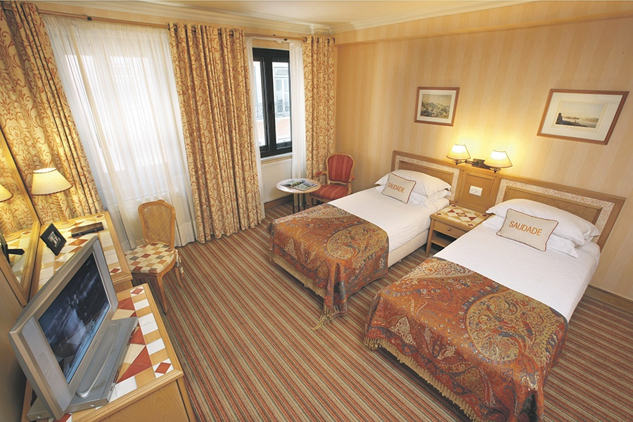 Book the Lisboa Plaza Hotel, Lisbon City - Sunway.ie
