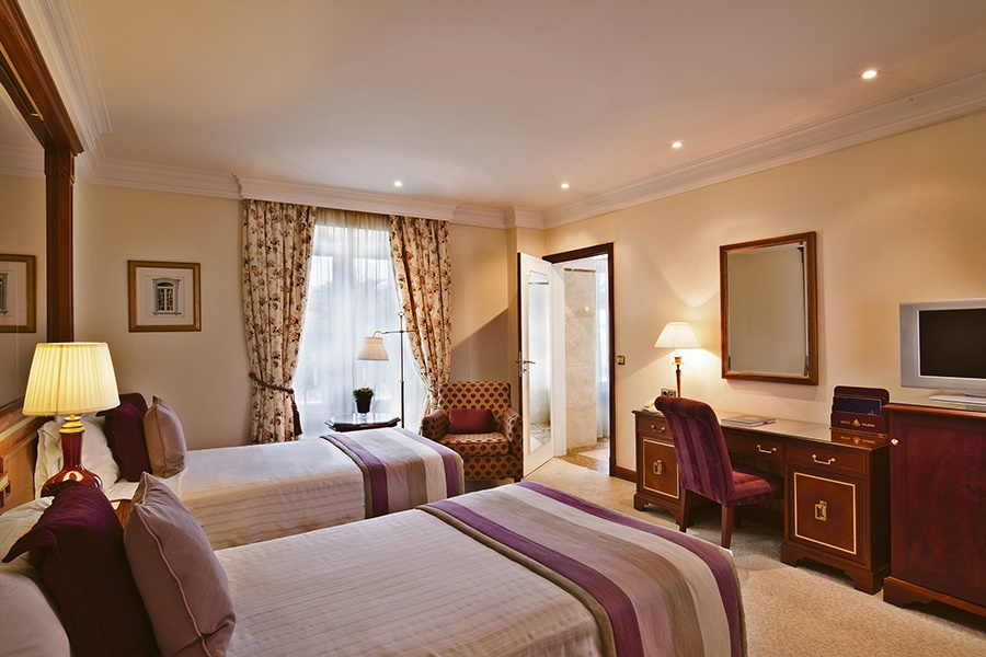 Stay at the Palacio Estoril Hotel, Estoril with Sunway