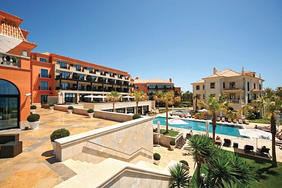 All Inclusive Sun Holidays to Grande Real Villa Italia Hotel