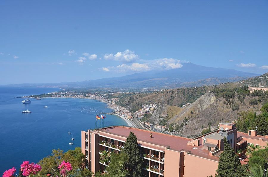 Stay at the Taormina Park Hotel, Taormina with Sunway