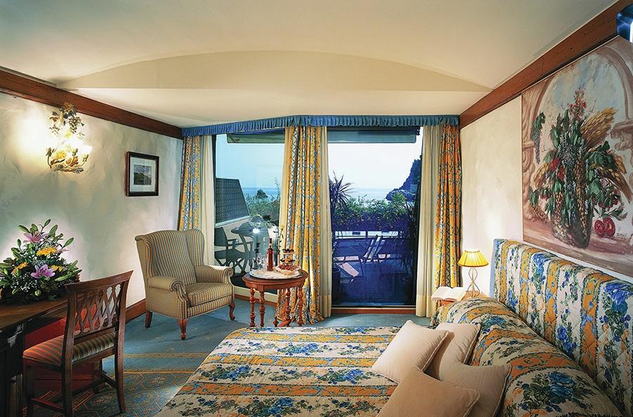 Stay at the Voi Grand Hotel Mazzaro Sea Palace, Taormina Mazzaro with Sunway