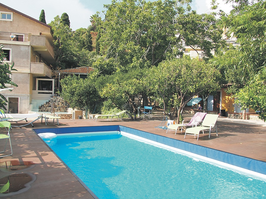 Stay at the Medea Residence, Taormina with Sunway