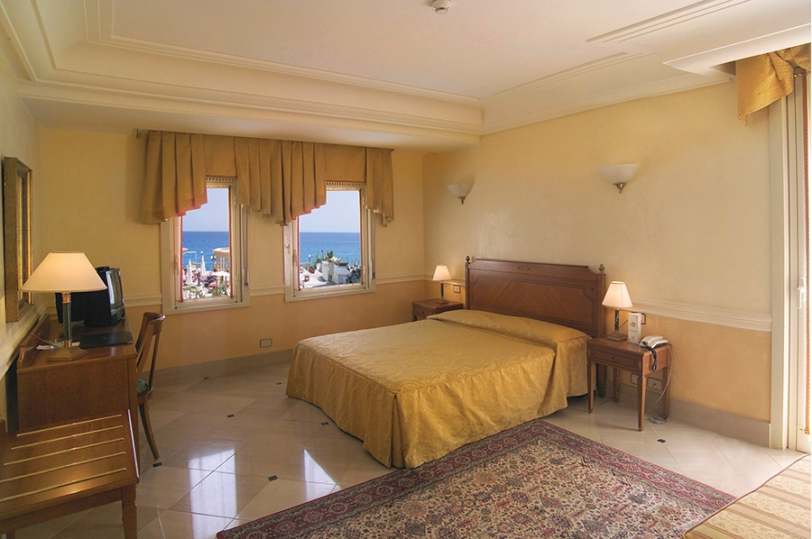 Stay at the Hellenia Yachting Hotel, Giardini Naxos with Sunway