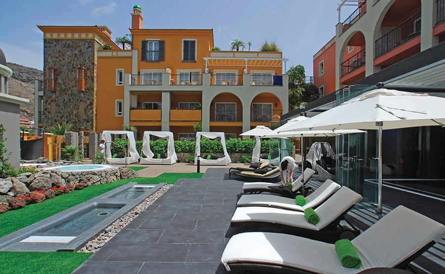 Stay at the Cordial Mogan Playa Hotel, Puerto Mogan with Sunway