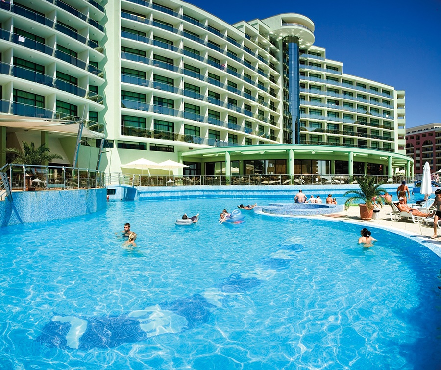 All Inclusive Sun Holidays to Marvel Hotel