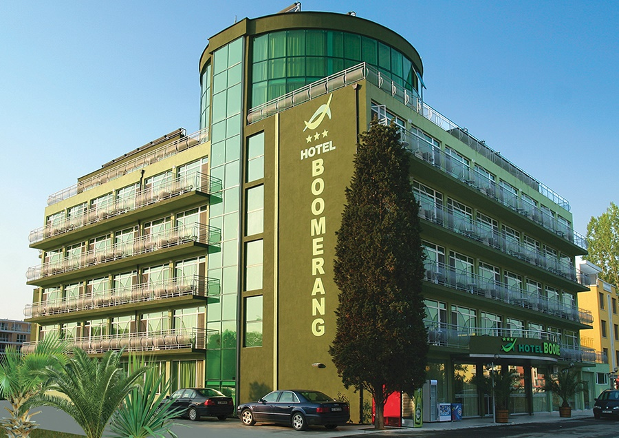 Book the Boomerang Hotel, Sunny Beach - Sunway.ie
