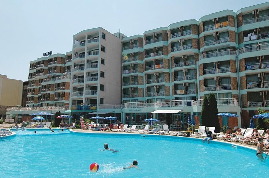 Book the Delfin Hotel, Sunny Beach - Sunway.ie