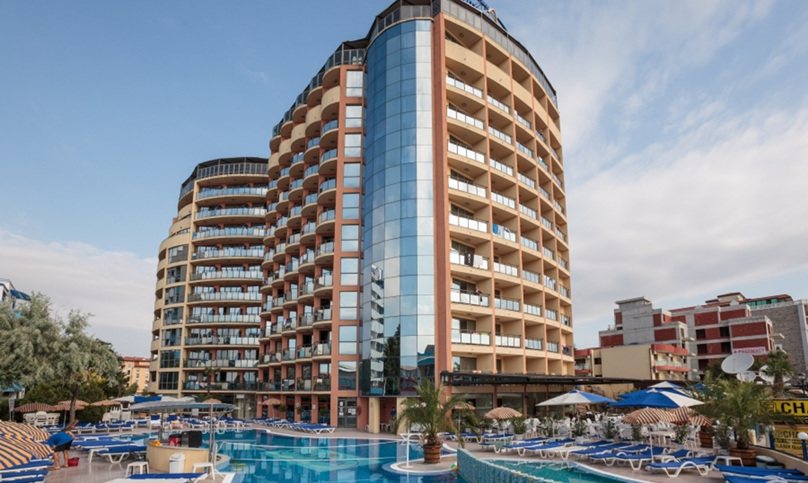 All Inclusive Sun Holidays to Meridian Hotel