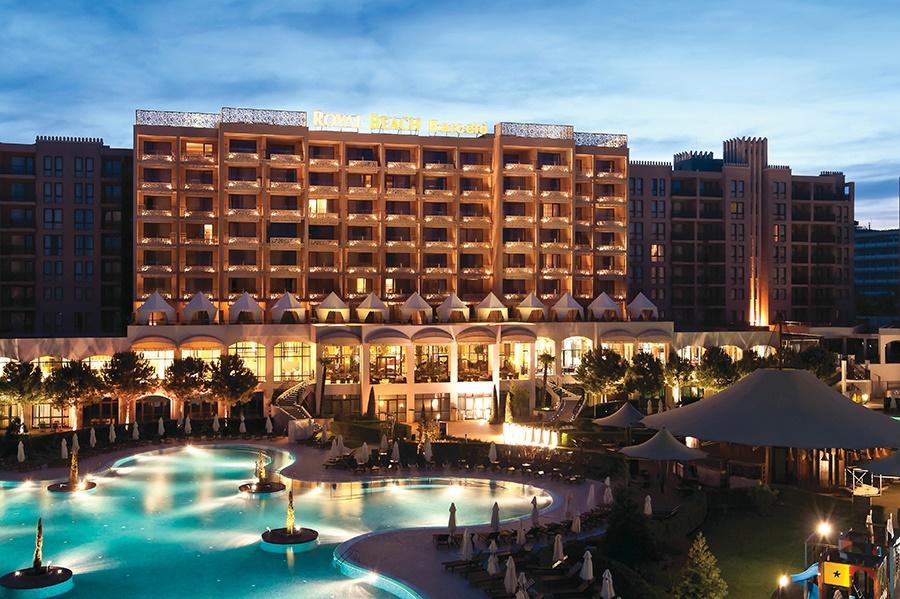 All Inclusive Sun Holidays to Barcelo Royal Beach Hotel