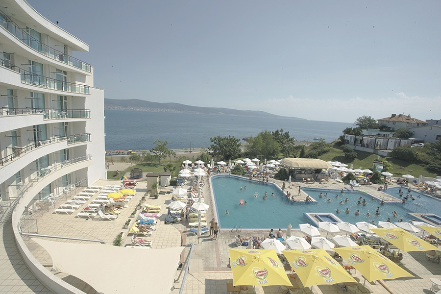 Stay at the Festa Panorama Hotel, Sunny Beach with Sunway