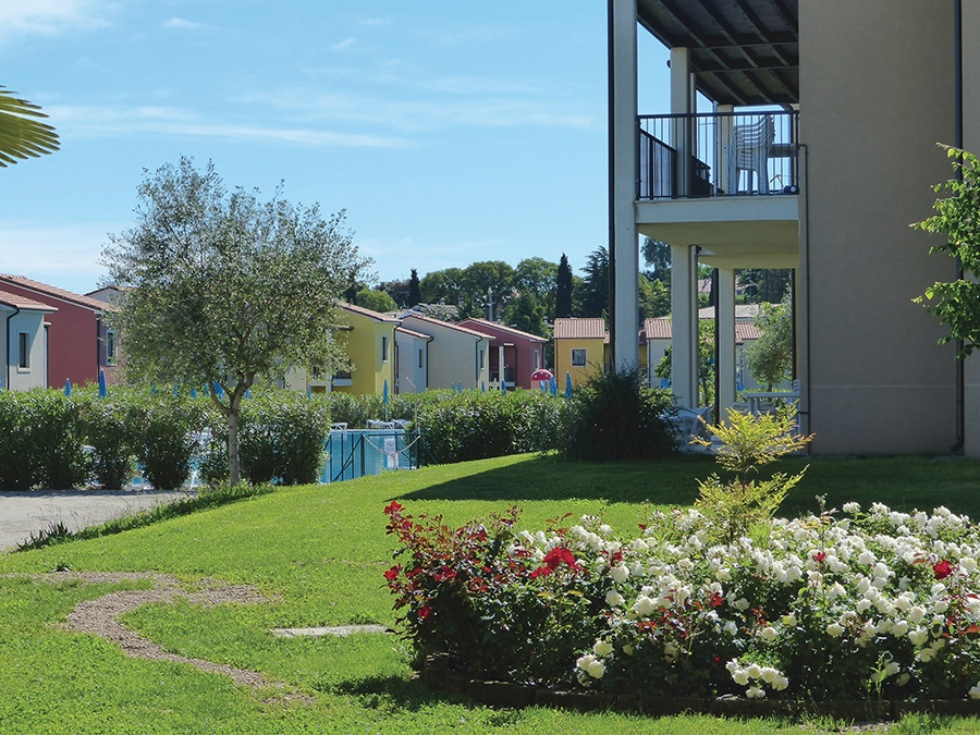 Stay at the Belvedere Village, Peschiera with Sunway
