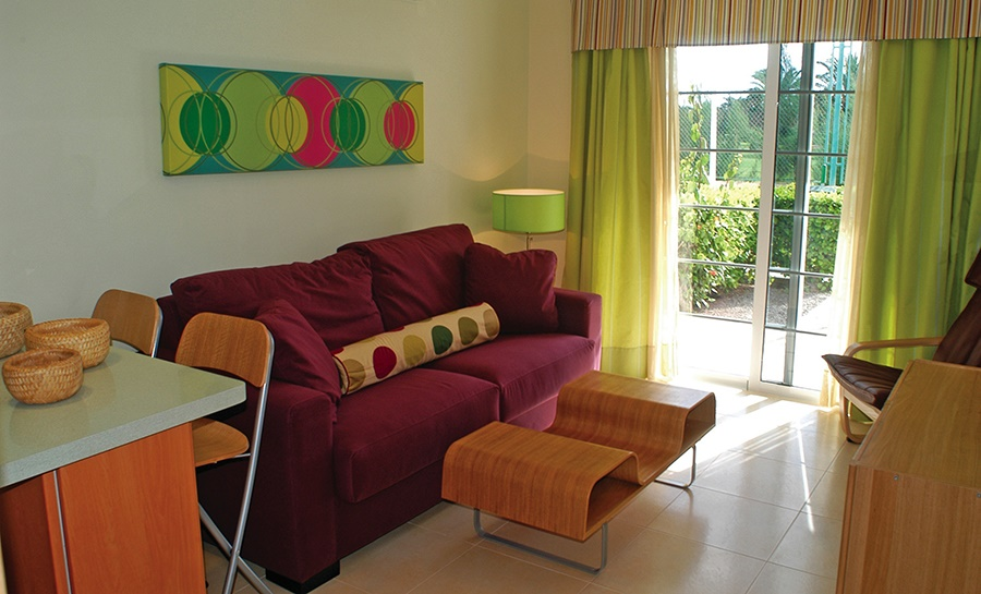Stay at the Cordial Green Golf Apartments, Maspalomas / Meloneras with Sunway