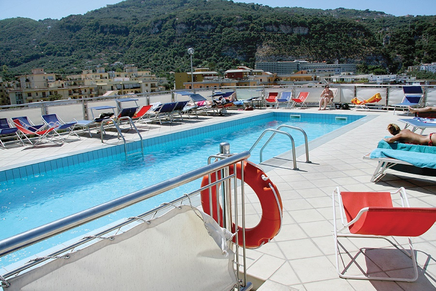 Stay at the Grand Hotel Cesare Augusto, Sorrento with Sunway