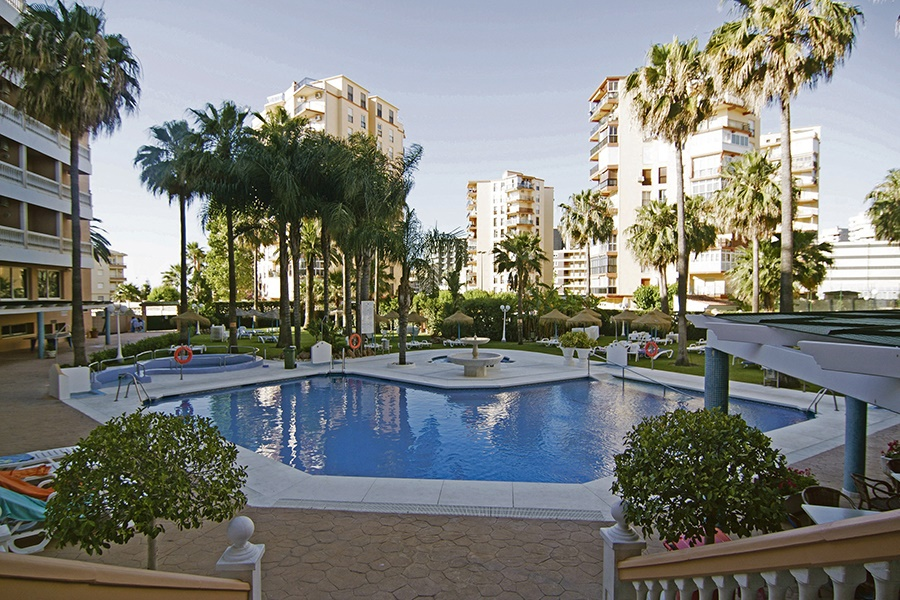 Stay at the Parasol Garden Hotel, Torremolinos with Sunway