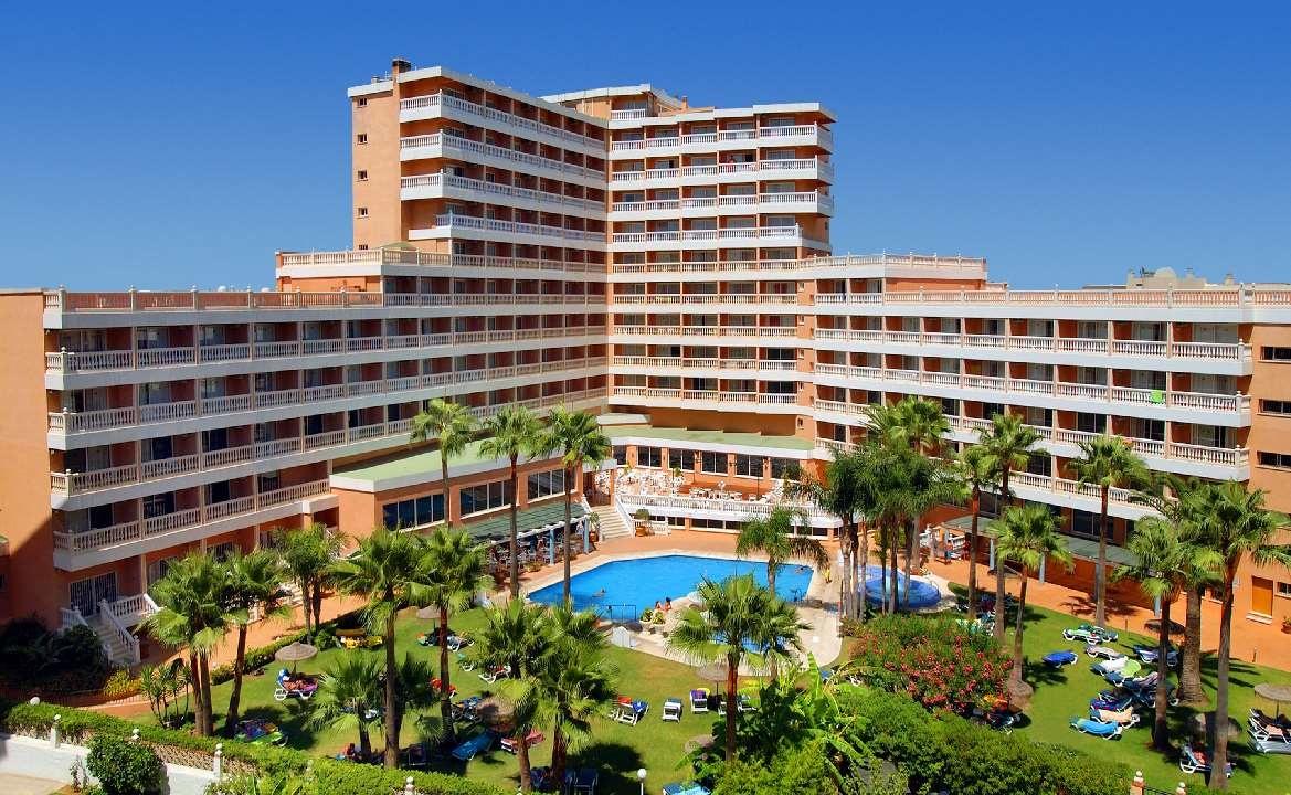 All Inclusive Sun Holidays to Parasol Garden Hotel