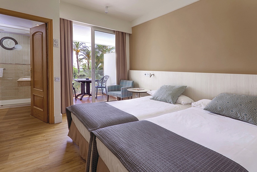 Stay at the Sol Don Pedro / Don Pablo /Don Marco Hotel, Torremolinos with Sunway