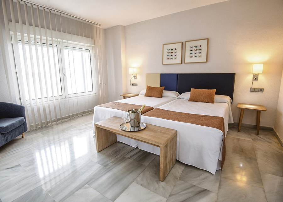 Stay at the Flatotel Apartments, Benalmadena with Sunway
