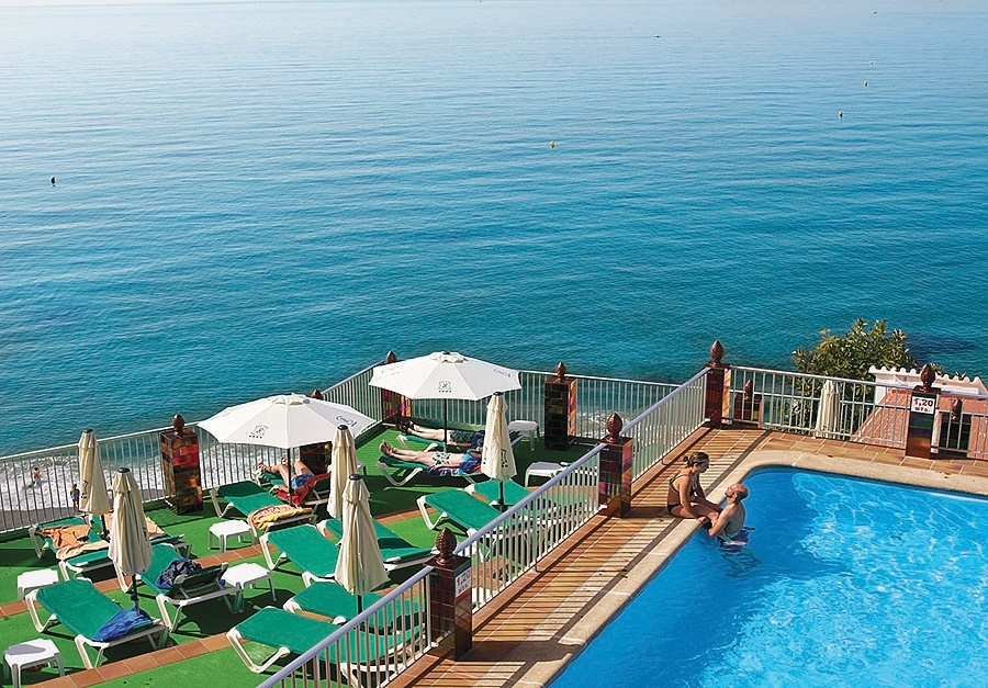 Book the Balcon de Europa Hotel, Nerja - Sunway.ie