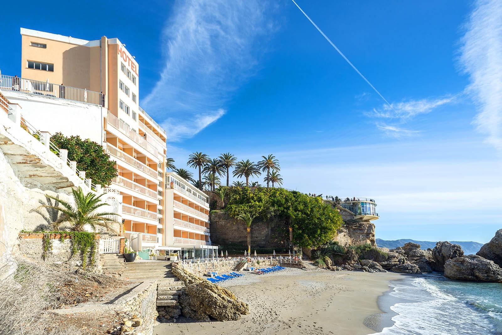 All Inclusive Sun Holidays to Balcon De Europa Hotel