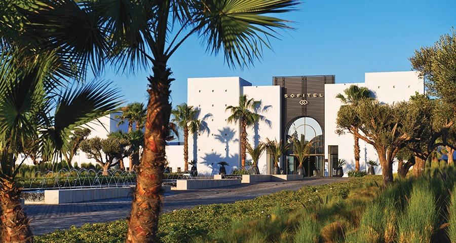 Book the Sofitel Agadir Thalassa Sea & Spa, Agadir - Sunway.ie