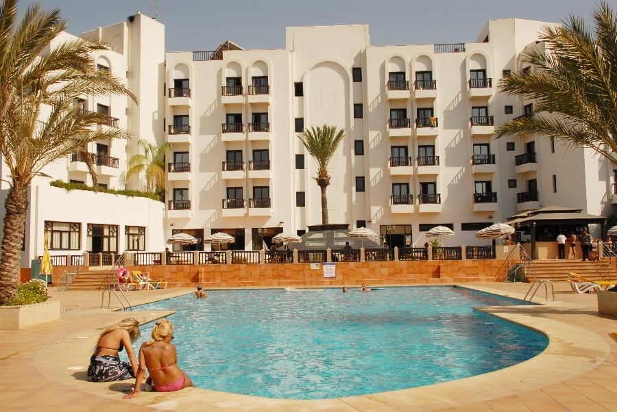 All Inclusive Sun Holidays to Oasis Hotel