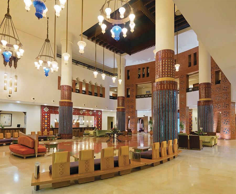 Stay at the Iberostar Founty Beach Hotel, Agadir with Sunway