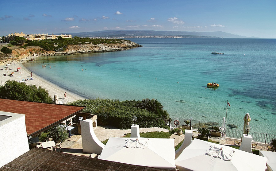 Stay at the Punta Negra Hotel, Alghero with Sunway
