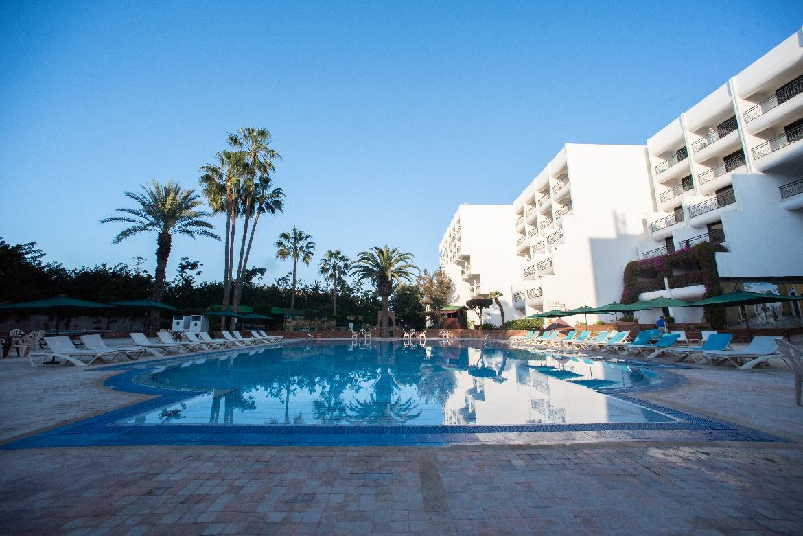 All Inclusive Sun Holidays to Argana Hotel
