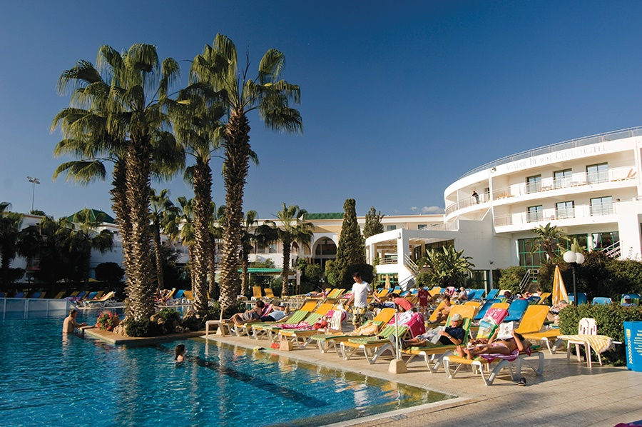 Stay at the Agadir Beach Club Hotel, Agadir with Sunway