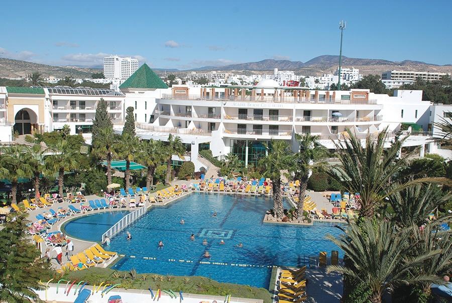 All Inclusive Sun Holidays to Agadir Beach Club Hotel
