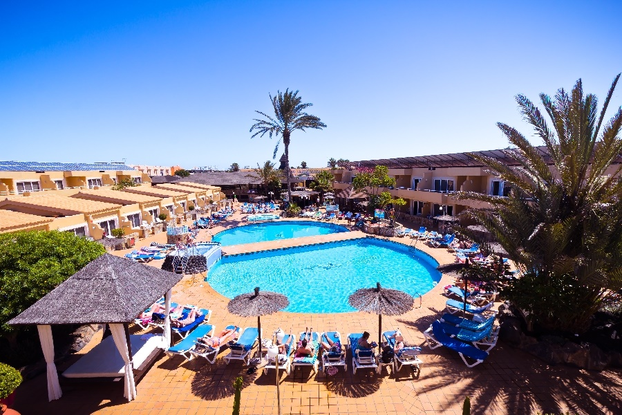 Stay at the Arena Suites Hotel, Corralejo with Sunway