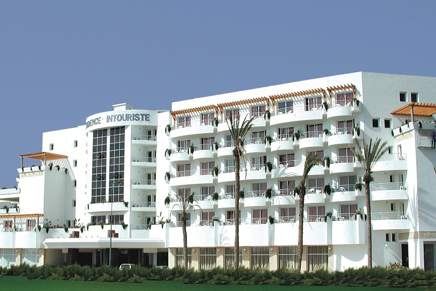 Stay at the Intouriste Apartments, Agadir with Sunway