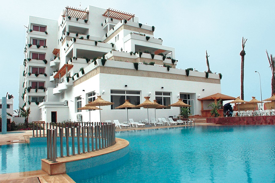 All Inclusive Sun Holidays to Intouriste Apartments