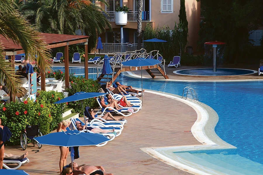 Stay at the Princesa Playa Aparthotel, Calan Bosch with Sunway