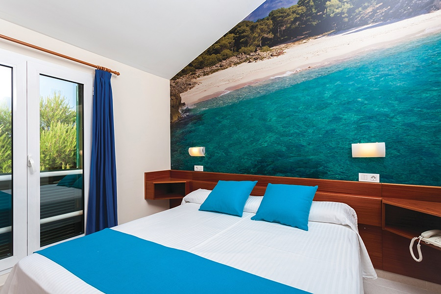 Stay at the Casas del Lago Beach Club Hotel & Bungalows., Calan Bosch with Sunway