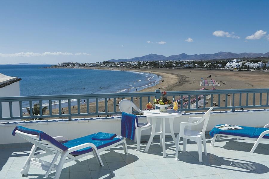Stay at the Seaside Los Jameos Playa Hotel, Matagorda with Sunway