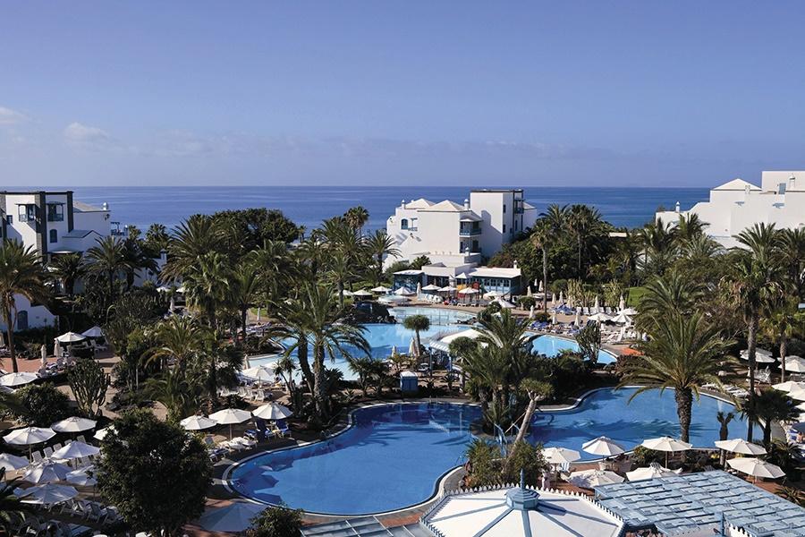 All Inclusive Sun Holidays to Seaside Los Jameos Playa Hotel