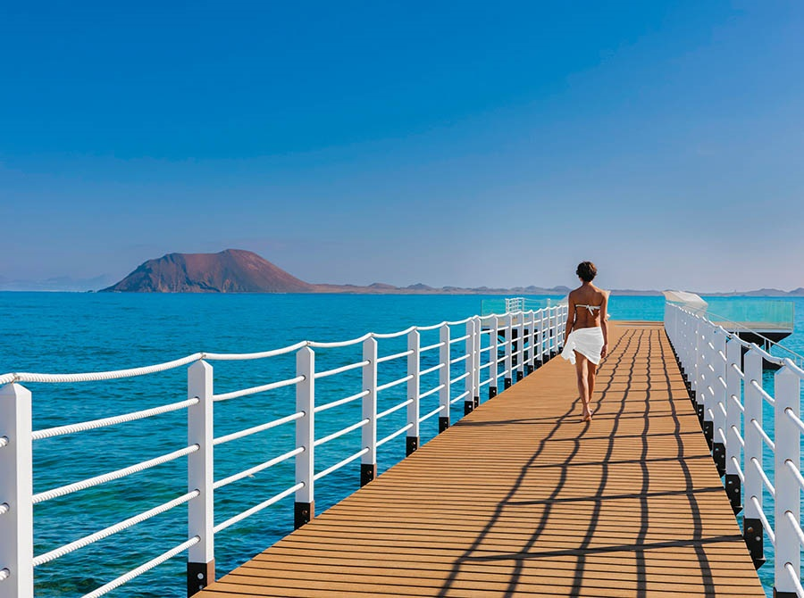 Stay at the Gran Hotel Atlantis Bahia Real, Corralejo with Sunway