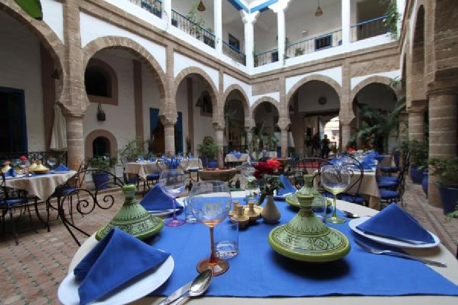 Stay at the Riad Al Madina, Essaouira with Sunway