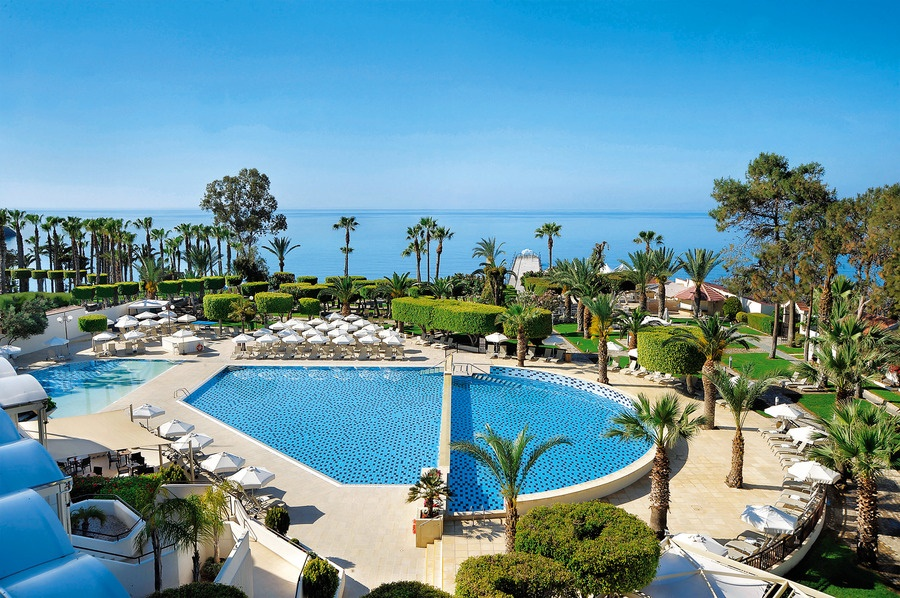 Stay at the Kanika Elias Beach Hotel, Limassol with Sunway